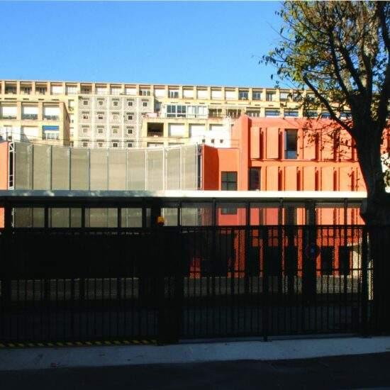 Collège Vieux-Port Marseille
