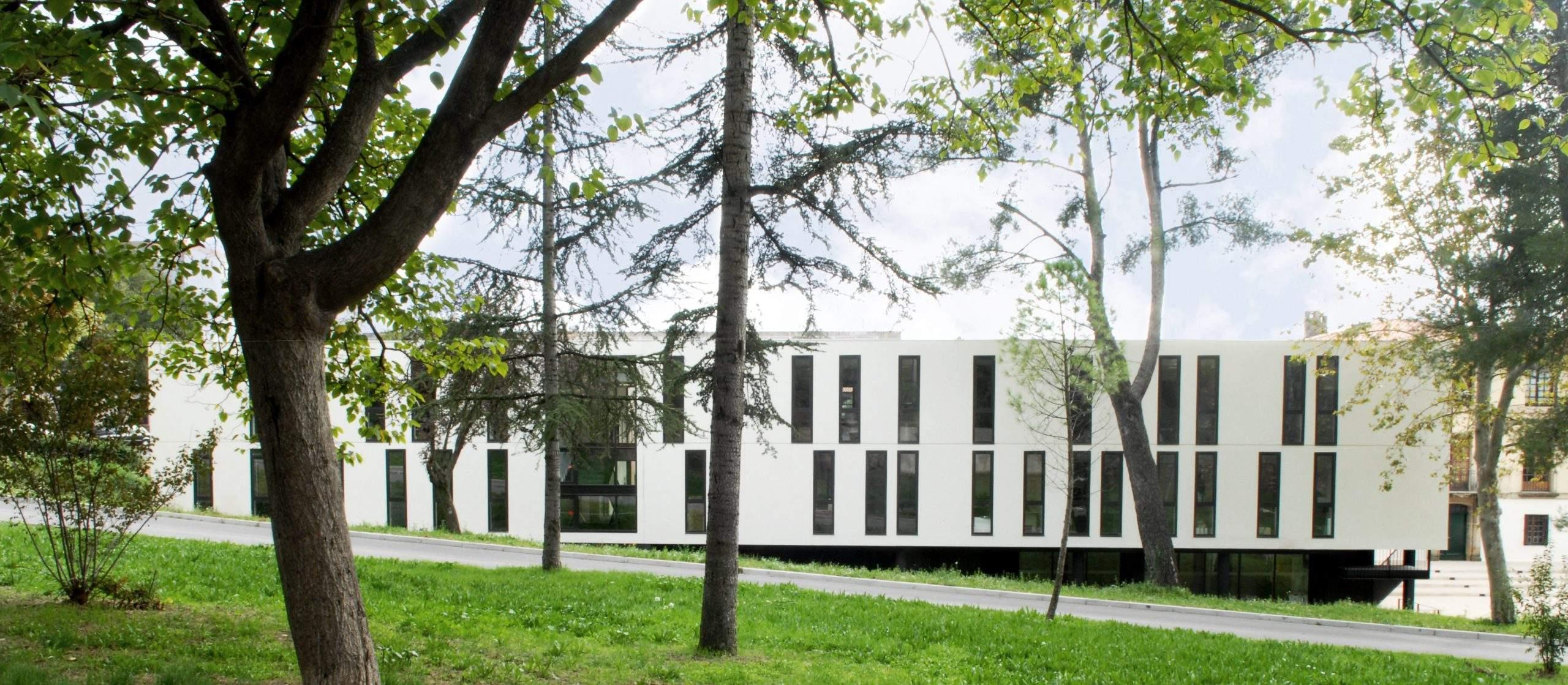 CROUS faculté d'Aix-en-Provence