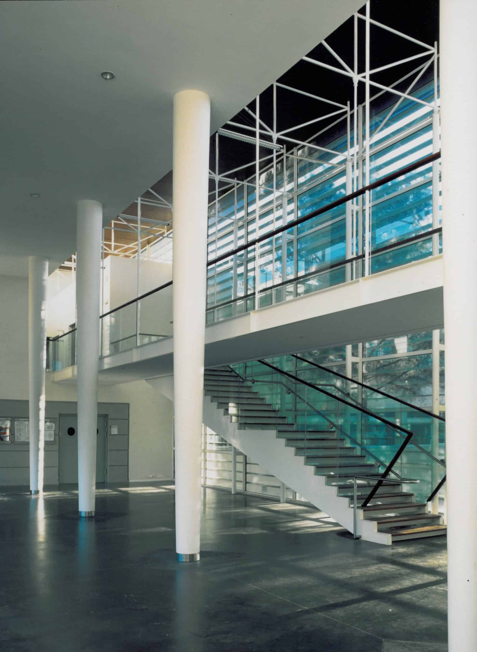 IUT GTR du campus de Luminy Marseille