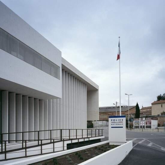 Commissariat de police La Ciotat