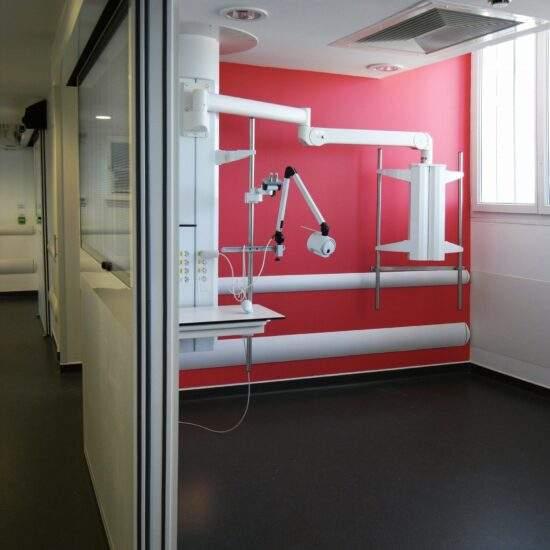 Service cardiologie hôpital Nord Marseille