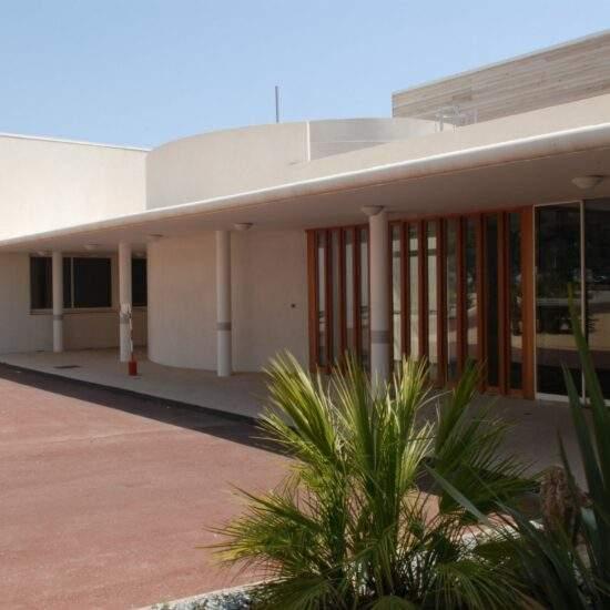 Pavillon Jean Masse centre gérontologique départemental Marseille