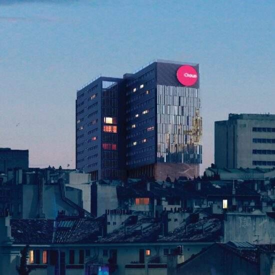 Cité universitaire Gaston Berger Marseille