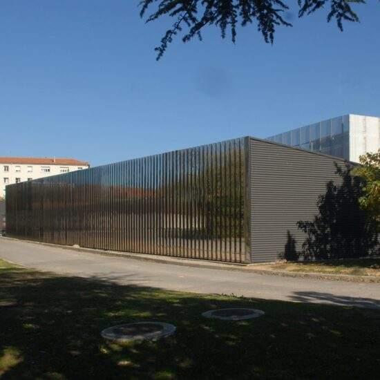 Pôle logistique centre gérontologique départemental Marseille